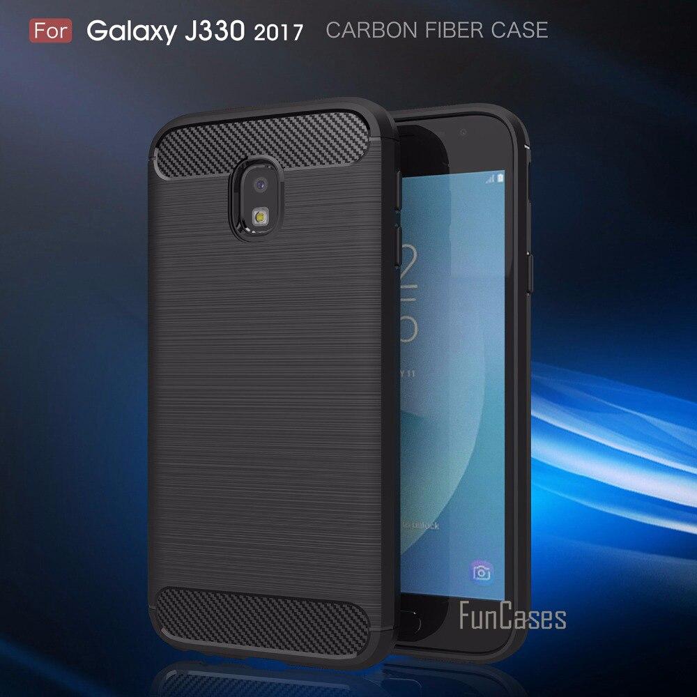 Soft Case sFor Samsung J330 J3 2017 Case sFor fundas Samsung Galaxy J3 2017 EU Eurasian Version Case Cover J330 aksesuar movil