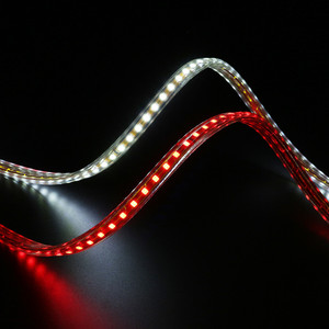 Image 2 - Wholesale 100m/Lot Led Strip Light 220 240V SMD2835 120led/M Waterproof  Flexible Fairy Lighting Outdoor Decoration Neon Lights
