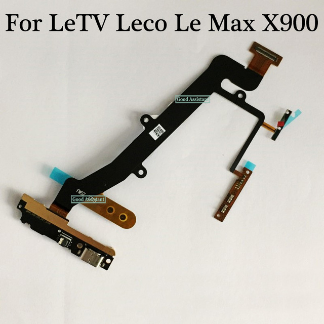 US $12 88 |For LeTV LeEco Leco Le 1 one Max X900 x906 USB Power Volume  Button On Off Volume Charging Charge Port Microphone Flex Cable-in Mobile  Phone