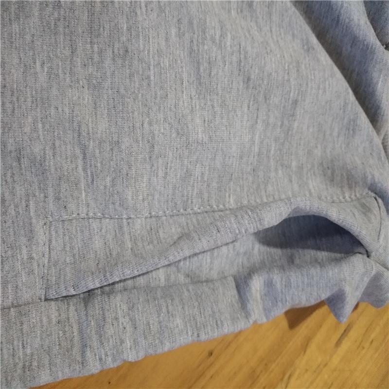Casual Funny Print Dragon Ball Goku Mens Pants Cotton Autumn Winter Gray Men Joggers Sweatpants Plus Size Black Trouser pantalon 9