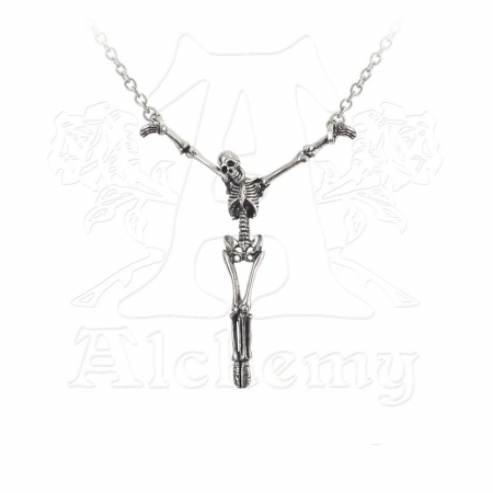 Alchemy Gothic P722 Alter Orbis Necklace orbis ob135112