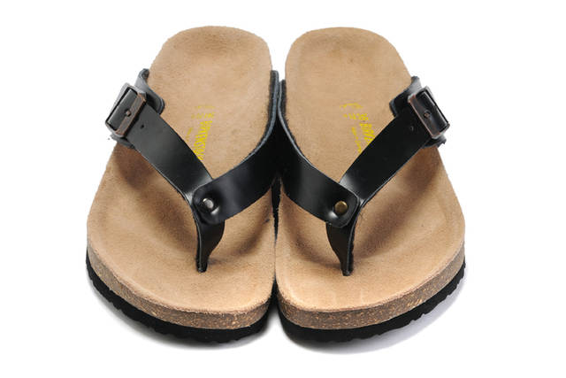 b0e654bac0b7 2019 Original Birkenstock Flip Flops on Beach slides Sandals summer fashion  Shoes Unisex Women Shoes 808 Women Beach Slippers-in Low Heels from Shoes  on ...