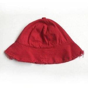 Солнцезащитная Кепка для новорожденных, летняя уличная Кепка для маленьких девочек и мальчиков, Пляжная хлопковая шляпа из джинсовой ткани, новые модные шапки для От 1 до 3 лет, 2019