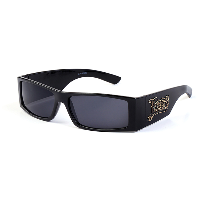 1b9d6edbc0 Locs Sunglasses men women outdoors sport Oculos de sol unisex New Fashion  hip hop sun glasses Locs Original gafas de sol lentes-in Sunglasses from  Apparel ...