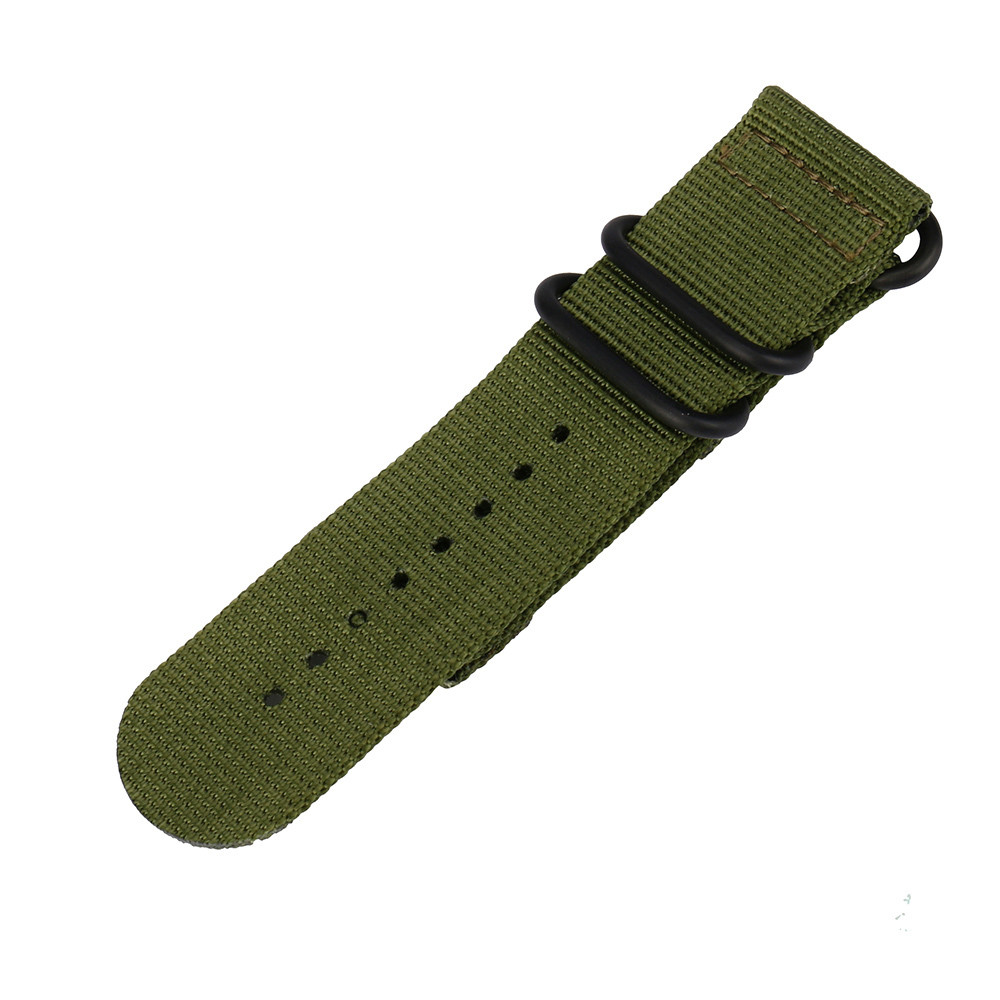 Hot Sale High Quality watch strap relogio masculino Replacement Luxury Nylon Band Strap For Garmin Fenix 5X GPS Watch18Jan11
