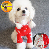 New Arrival2XS 3XL Snowflake Winter Dog Sweater Sweaters Puppy Pet Clothes Cat Pets Dogs Coat Maltese
