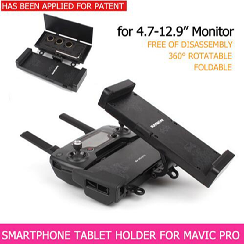 Extended Holder Remote Controller 4 7 12 9in Phone Tablet Support Holder with Strap for DJI