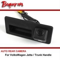 Car Rear View Camera For VolksWagen Jetta 2013 2015 Reverse Camera HD CCD RCA NTST PAL