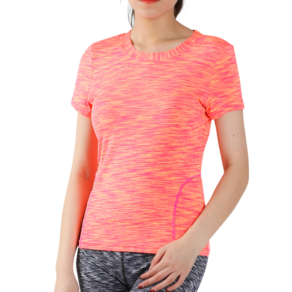 MEIERSES Yoga Shirts Gym Compression Women Sport T-shirts Short Sleeve Fitness Yoga Top Clothes Tees Tanks Dry Quick Running free shipping dimmable cob 15w ar111 warm cold white led spotlight replacement 50w ar111 lamp accent lighting led home light