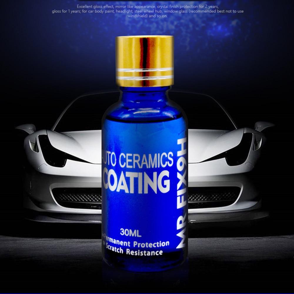 Cleaning Suits 9H Car super hydrophobic Glass Coating Car Liquid ceramic Coat Auto Paint Care May.16
