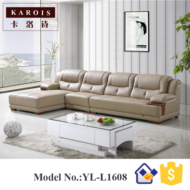 Leather Sofa Set Designs With Price In Chennai: New Model Luxury Alibaba Sofa Sets Pictures,puff Asiento