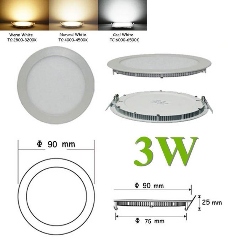 LAIMAIK lubų šviestuvas AC85-265V LED skydelis šviesos LED lubų - LED Apšvietimas - Nuotrauka 2