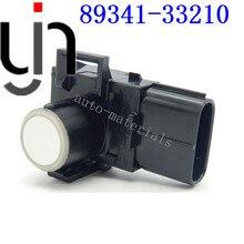 1 PZ 89341-33210 188400-2820 Parcheggio Ad Ultrasuoni Sensore Per Lexus RX270 RX350 nero bianco argento colore