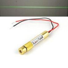 1270 10 мВт 30 мВт 50 мВт 100 МВт 150-200 мВт Фокусируемый 532 нм зеленый лазерный модуль