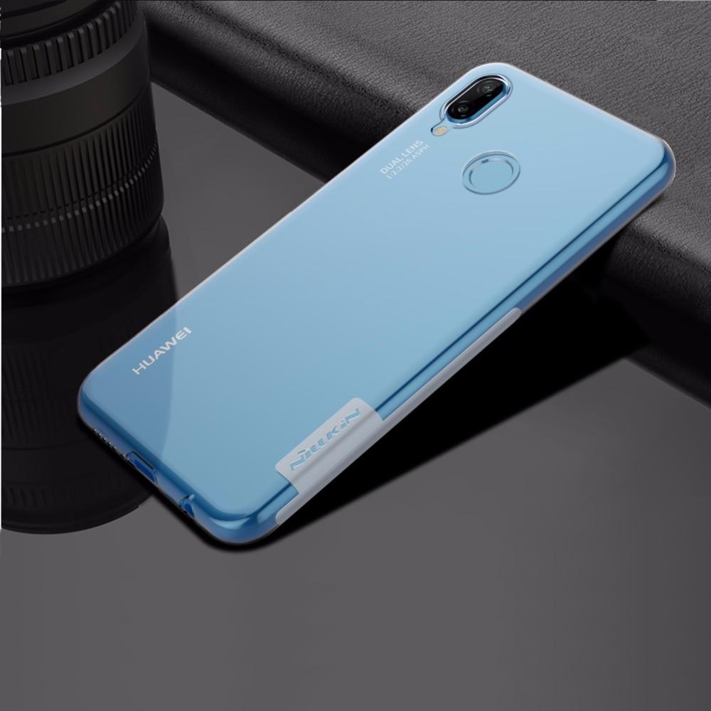 Θήκη Huawei P20 lite κάλυψη Θήκη NILLKIN TPU Για - Ανταλλακτικά και αξεσουάρ κινητών τηλεφώνων - Φωτογραφία 6