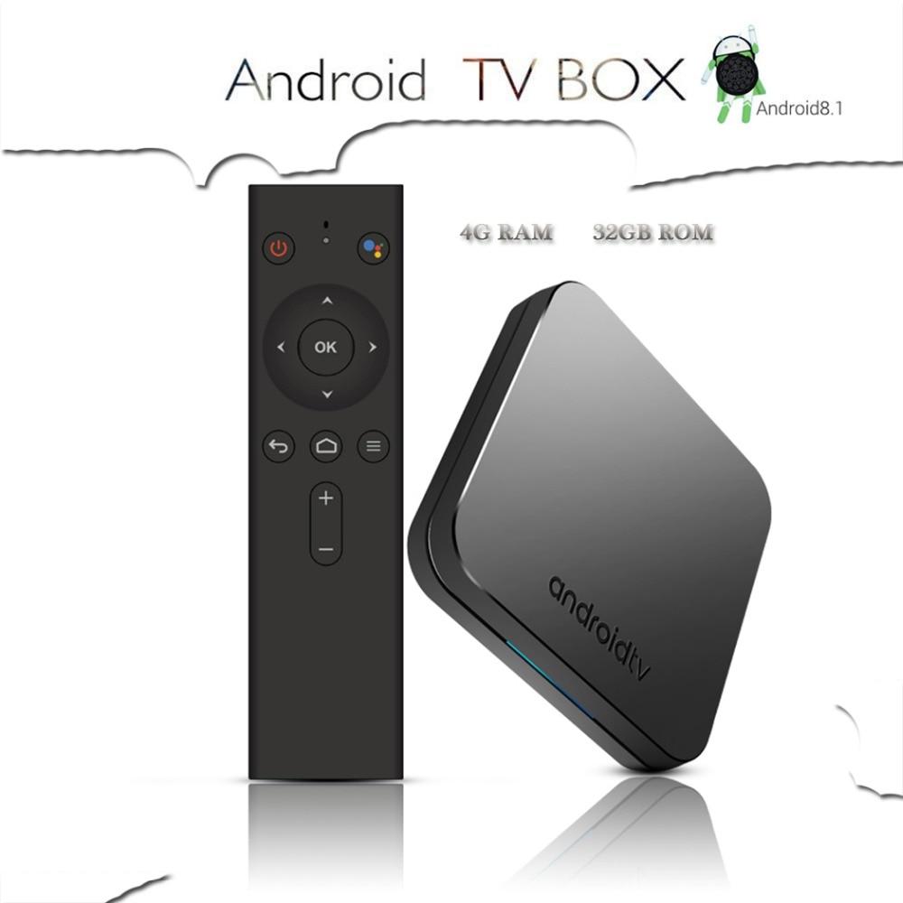 Mecool KM9 Android 8.1 Tv Box Smart TV 4K Set Top Box IPTV Amlogic S905X2  4G RAM 32G ROM Dual Band WiFi 5G 100Mbps BT4.1 aaf78852e22e9