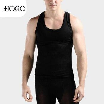 Vest Men Tank Tops Slimming Tee Compression Belly Undershirt Body Shaper Waist Trainer Strong Man Gynecomastia Chest Shaper