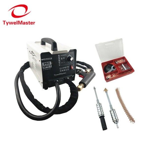 Multispot GYS Dent Puller Maschine 3500A Spot Puller Motorhaube Dent Reparatur Spot Schweißer