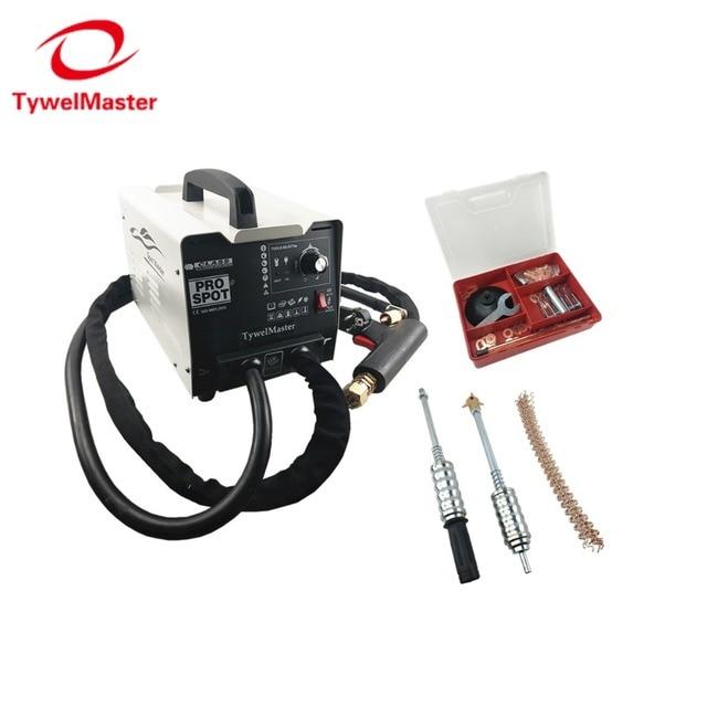 Multispot GYS máquina extractora de abolladuras 3500A, punto extractor, capó, reparación de abolladuras, soldador por puntos