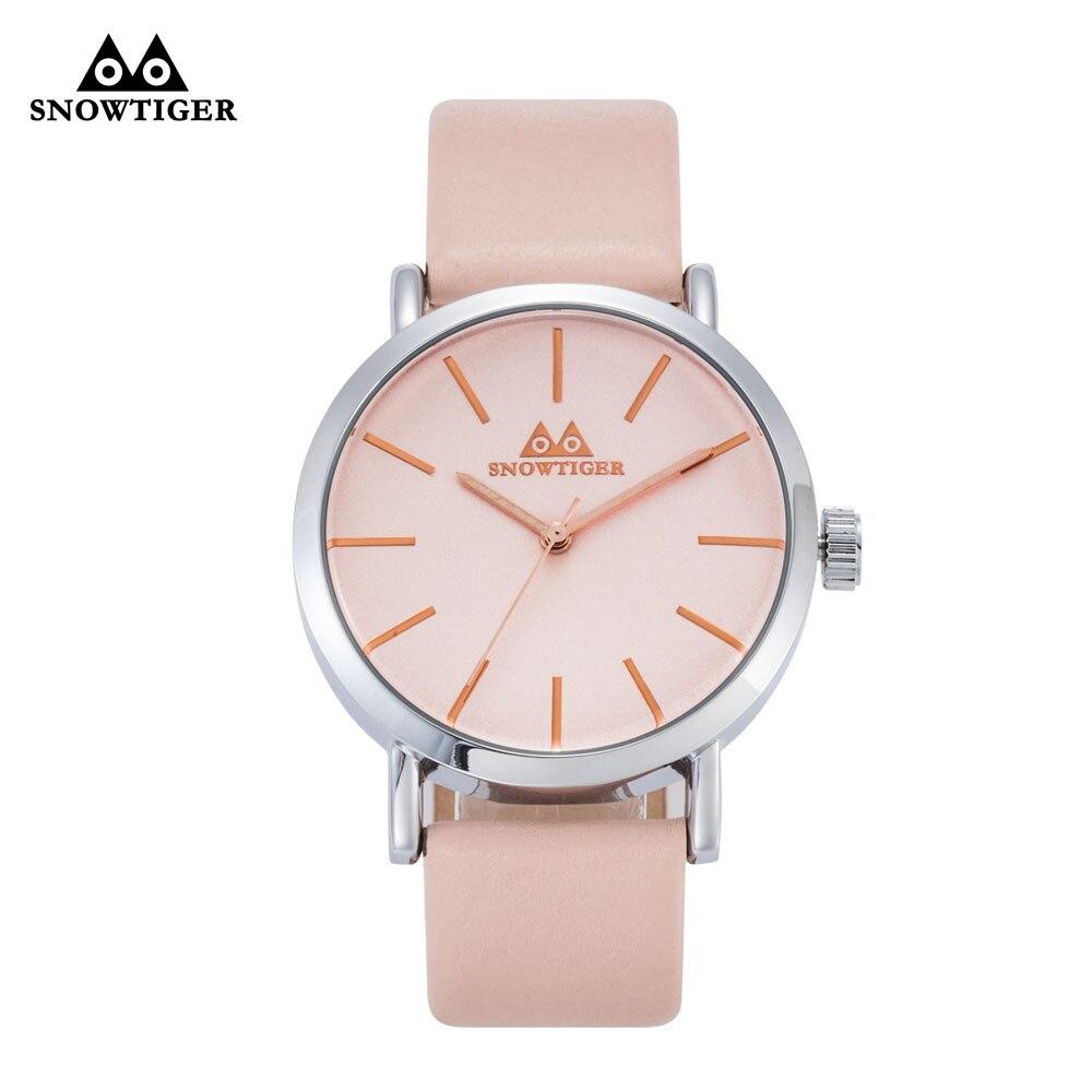 a981df7f8 جديد أزياء عارضة النساء الرجال الكوارتز ساعة اليد السيدات كبيرة بسيطة أنيقة  نمط جلدية حزام ساعة للهدية للجنسين شحن مجاني