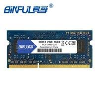 Brand Sealed DDR3 1066mhz 1333Mhz 1600Mhz SODIMM 200 Pin Memory Ram Memoria Ram For Laptop Notebook