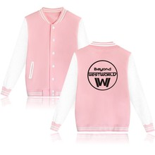 WESTWORLD Fashion Baseball Jacket | Hoodies | Men and Womens