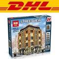 2017 nueva lepin 15016 7968 unids street view serie de apple modelo de universidad kits de edificio modelo bloques compatible ladrillo de juguete de regalo