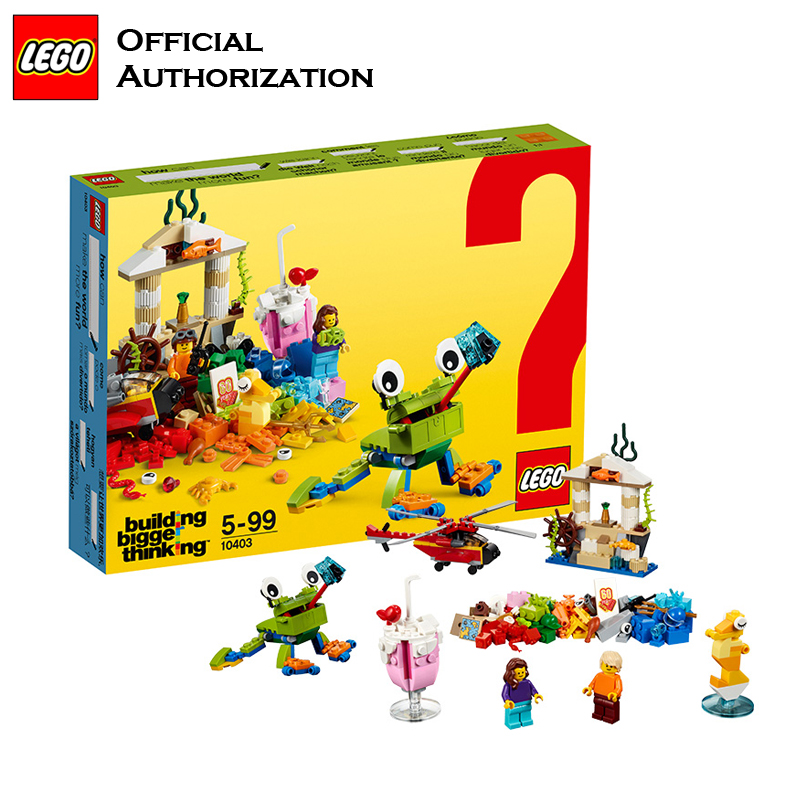 Lego Classic Series 295pcs Building Blocks Kids Toy Learning Blocks Building Toys 60th Anniversary Edition Brinquedos флеш диск a data 8gb classic c008 белый ac008 8g rwe
