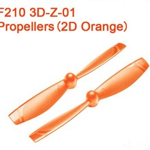 Walkera F210 3D Edition Racing Drone Spare Part F210 3D-Z-01 Propeller CW CCW fo