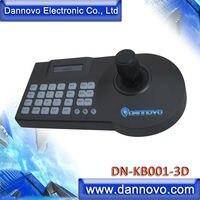 Freies Verschiffen DANNOVO Beste PTZ Kamera Controller  RS485  Pelco P/D Protokoll (DN KB001 3D)-in Konferenzsystem aus Computer und Büro bei