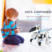 Global Drone Remote Control Dinosaur Gesture Sensing RC Dinosours Robot Birthday Gift Christmas Present Interactive Toys for Boy