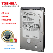 Original Toshiba MQ01ABF050 500GB Hard Drive Disk SATA/300 7