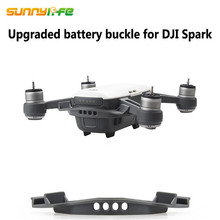 DJI Spark Battery Buckle Holder Fuselage Battery Anti-slip Strap Buckle Cover FPV Racing Quadcopter Drone Spare Part