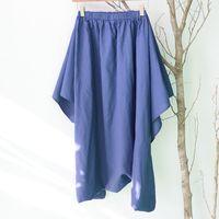 2016 New Spring Linen Pants Female Loose Stylish Designer Pants Fashion Pantskirt Plus Size Women's Clothing Linen Pants WP13