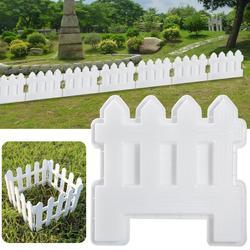 Małe ogrodzenia z tworzyw sztucznych formy ogród basen cegły formy z tworzywa sztucznego trawnik stoczni Craft dekoracji ogrodzenia formy betonowe w Ogrodzenia  treliaż i bramy od Dom i ogród na