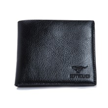 Luxury Mens Wallets Brand Men PU Leather Wallet Clutch Short Male Bifold Coin Purse Money Bags Man Purse