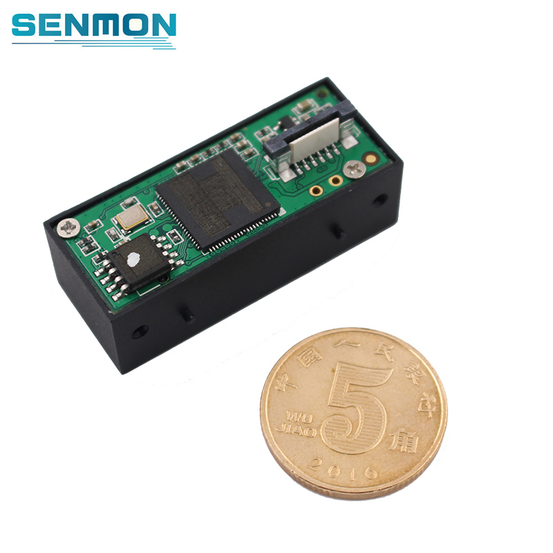 US $39 69 15% OFF|SM E6000 Low Power Consumption OEM Barcode Scanner Module  TTL USB RS232 2D QR Code Arduino Scanner-in Scanners from Computer &