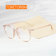 Toketorism fashion plastic glasses spectacle frames for women miopia eyeglass frame 3342
