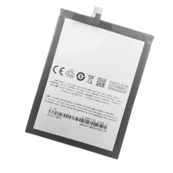 10pcs/lot 3230mah BA811 cellPhone li-ion Battery ForMeizu Meilan 6T Mobile Phone Replacement Battery with Gift