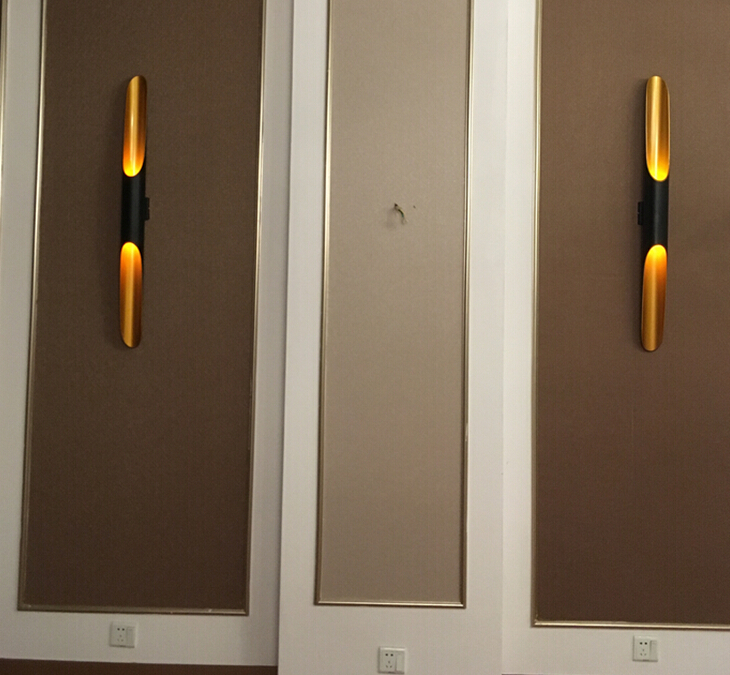 luminárias ouro preto nordic restaurante sala estar