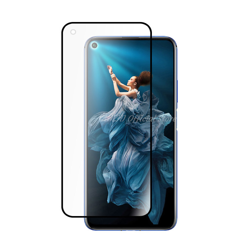 Image 5 - 2pcs/lot protective glass for huawei honor 20 Pro honor20 lite glass on honor view20 v20 20i 20lite tremp Safety glasses film-in Phone Screen Protectors from Cellphones & Telecommunications