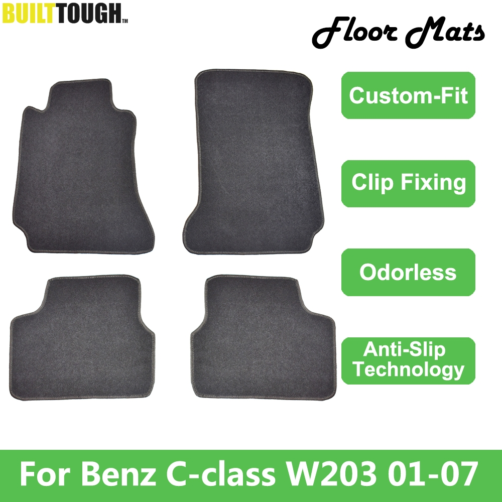 Ford Mondeo 2001-2007 Estate Tailored Boot Mat Carpet //Rubber