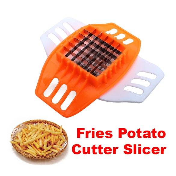 Nueva Patata Adorne Cortador Peeler Espiral Vegetal Curly Fries Slicer Cocina Fr