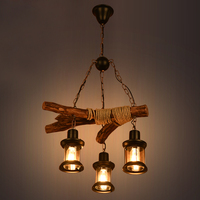 Industrial Wind Back To Ancient Real Wood Personality Nostalgia Bar Loft Net Gala Cafe Antique Ornamental