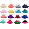 Baby Girls Tutu Fluffy Chiffon Pettiskirt Tutu Girls Princess Skirt Party Costume Dance Wear Skirts For Girls More Color 2-8 Age