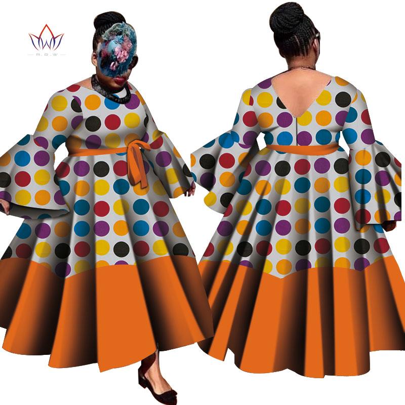 Новинка 2020 женские традиционные африканские платья брендовая