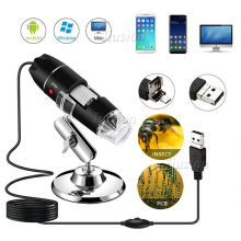 1600X 8 LED Digital USB Handheld Microscope Mini Camera Endo
