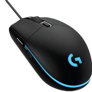 Image 1 - Игровая мышь Logitech G102 IC PRODIGY, оптическая, 8000 DPI, цветной СВЕТОДИОДНЫЙ экран 16,8 м, настройка, 6 кнопок, международная версия