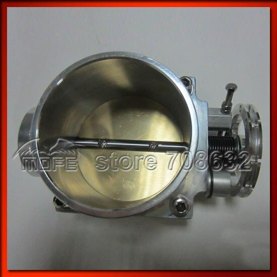 Vq38tps 90 мм Универсальный Дроссельной заслонки серебро