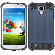 for Samsung Galaxy S4 Case Shock Proof Tough Armor Silicone